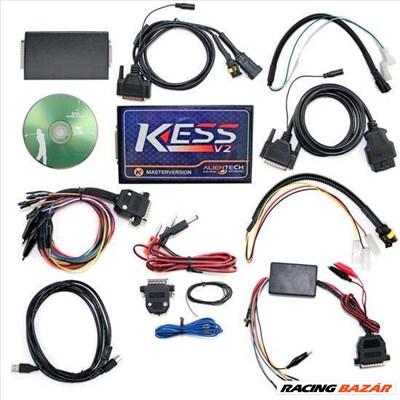 KESS v2.53 + KTAG v2.22 chiptuning interface, Ecusafe, ecm titanium, stb szoftverekkel.eladó