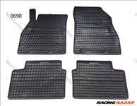 Chevrolet Malibu Frogum 0690 fekete gumiszőnyeg szett