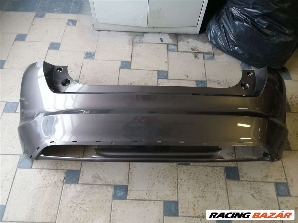 Honda Civic IX hátsó lökhárító (5 ajtós) 11'-17' 1. nagy kép