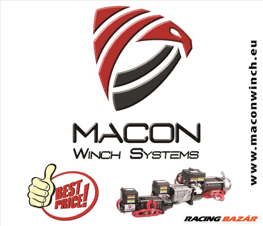 Macon Winch TRUCK 6,5t csörlő 10 ÉV Garancia! 14. kép