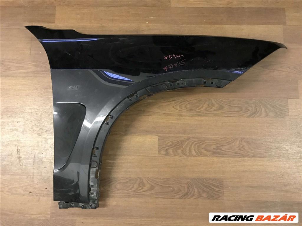 BMW X5 F15 Első sárvédő  1. nagy kép