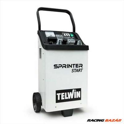 Lincos Akkumulátor töltő és indításrásegítő Telwin, Sprinter 4000 start 829391