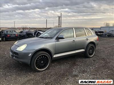 Porsche Cayenne bontás
