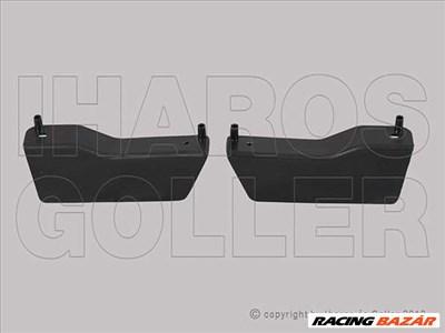 Dacia Lodgy 2012- - Első lökhárító tartó szett (lökhárítóba)