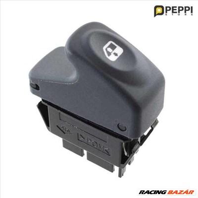 Renault Kangoo I ablakemelő kapcsoló gomb 6pin
