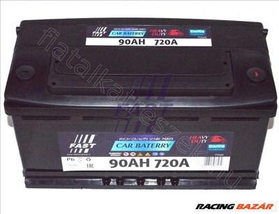 BATTERY 90AH 720A 353X175X190 BMW 3 (E30) - FASTORIGINAL