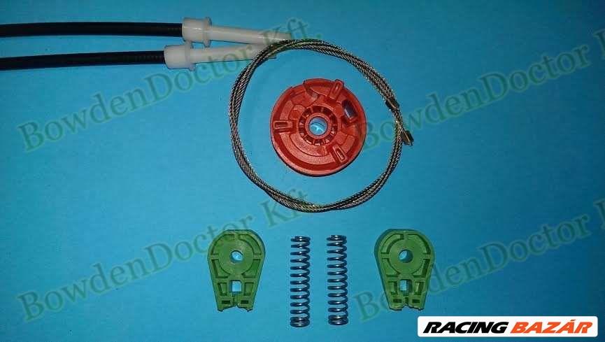 renault megane II cabrio ablakemelő javítás,csúszka,javítószett,szereléssel is megvárható 2. kép