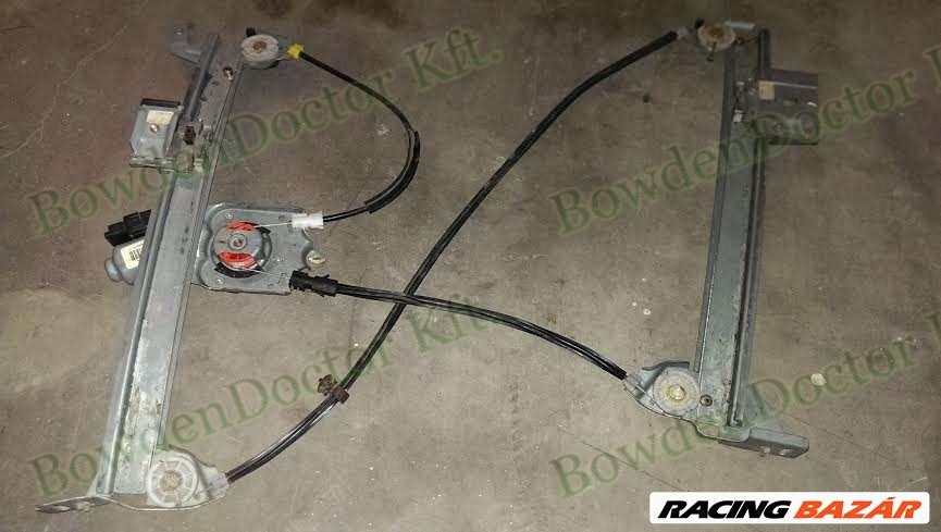 renault megane II cabrio ablakemelő javítás,csúszka,javítószett,szereléssel is megvárható 5. kép