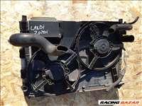 Land Rover Freelander (1st gen) Td4  vízhűtő ,intercooler,klímahűtő,ventilátor