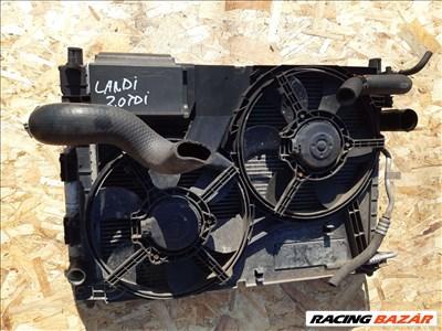 Land rover freelander 2.0d td4 hűtő sor