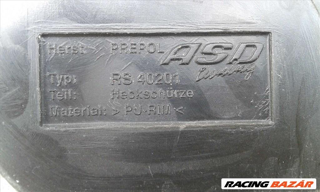 Ford Focus MK1 hátsó lökhárító toldat spoiler 6. kép