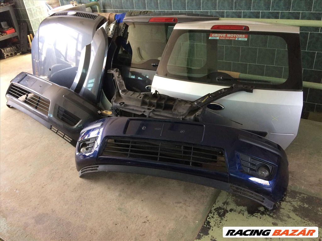 Ford Fusion 1.4 16V csomagtér ajtó  6. nagy kép