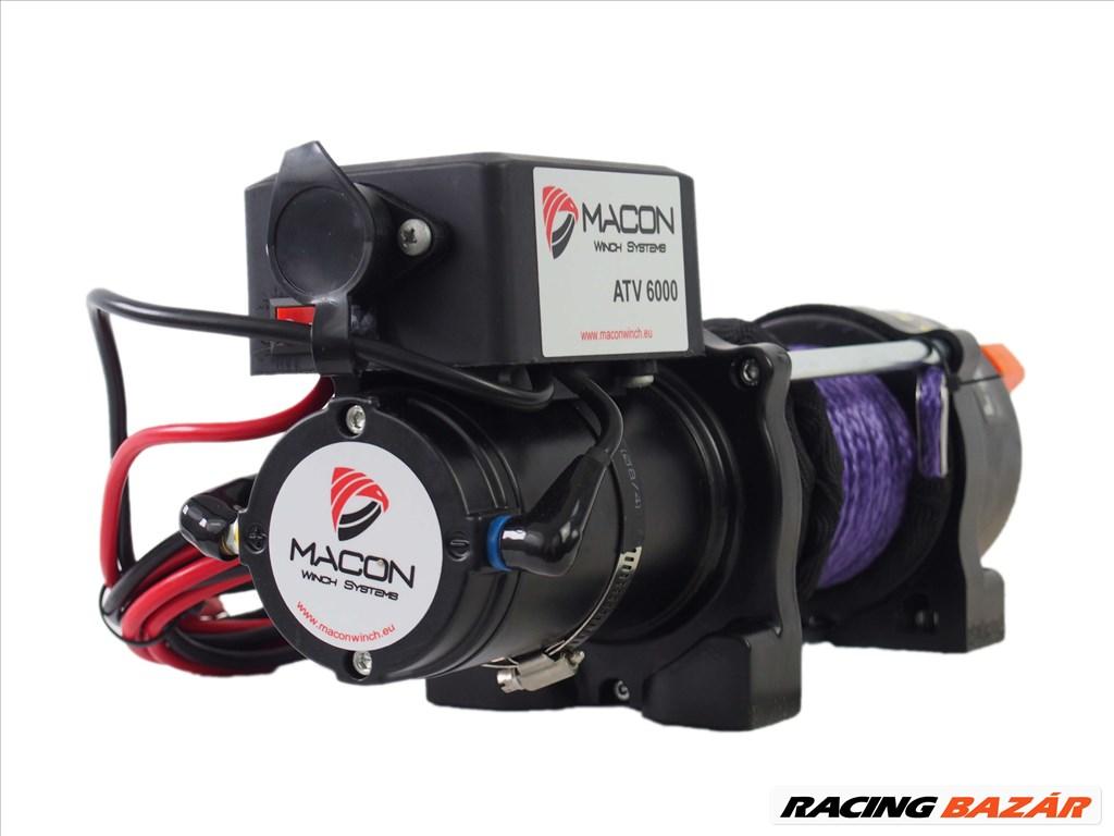 Macon Winch 6000 elektromos csörlő 3. kép