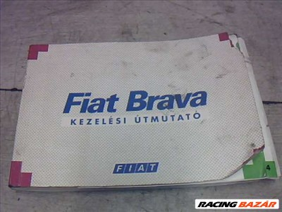 FIAT BRAVA Kezelési Útmutató