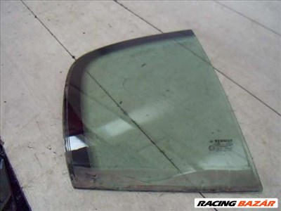 RENAULT MEGANE 02-05 Jobb hátsó ajtó fixüveg