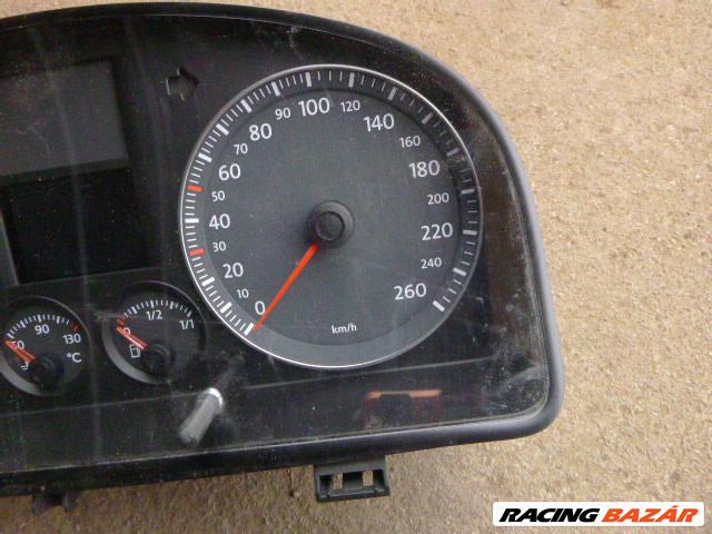 Volkswagen Touran I 1.9 TDI óracsoport ,, MŰSZERFALÓRA 1T0 920 862 F 4. nagy kép