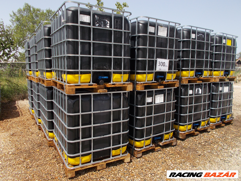 IBC tartály 1000 lit. egyszer használt 20.000ft/db, gyártási év: 2019.12. 3. kép