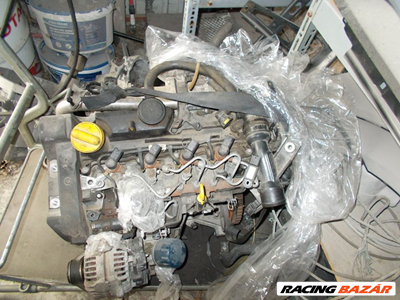 Nissan Qashqai (J10) bontott alkatrészei