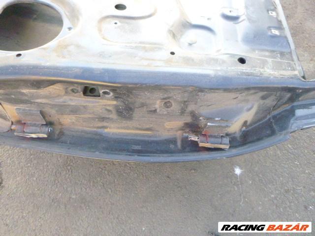 Opel ASTRA G 5 AJTÓS FEKETE BAL HÁTSÓ AJTÓ 1998 2. nagy kép