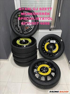 Gyári Új Pótkerék Audi A4 B9 Audi A4 B8 Pótkerék Mankókerék Lefogató Emelő Kerékkulcs Vonószem