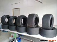 R13 használt versenygumi gumi