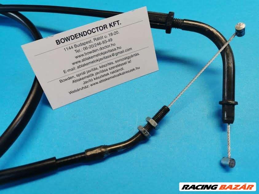 Motor bowdenek és spirálok javítása és készítése minta alapján,www.bowden.doctor.hu 1. kép