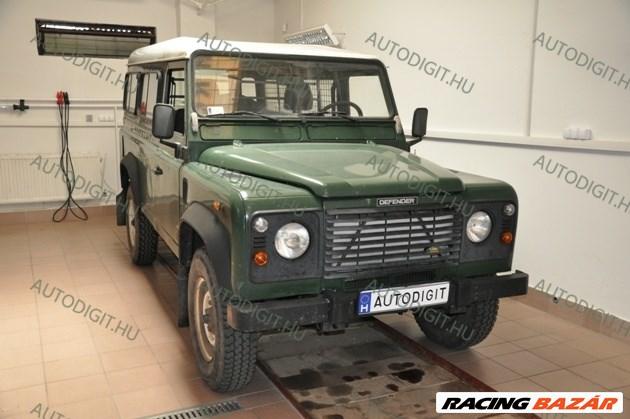 Land Rover TD5 motorvezérlő javítás - ECU Discovery II., Defender 1. kép
