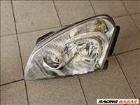NISSAN QASHQAI Bal első gyári halogén fényszóró, lámpa