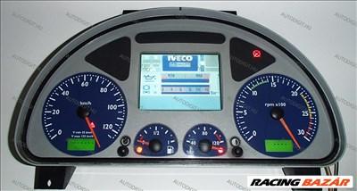 IVECO Stralis kilométeróra javítás, műszeregység javítás