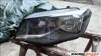 Volkswagen Caddy III 2016-os Volkkswagen Caddy bontott halogén fényszóró