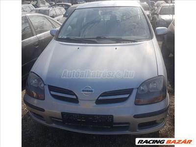 Nissan Almera (2nd gen) bontott alkatrészei