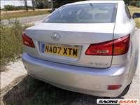Lexus IS 220d 250 xe20 ezüst elemek ajtó lökhárító negyed eleje hatulja küszöb tető hátfal csomagtér