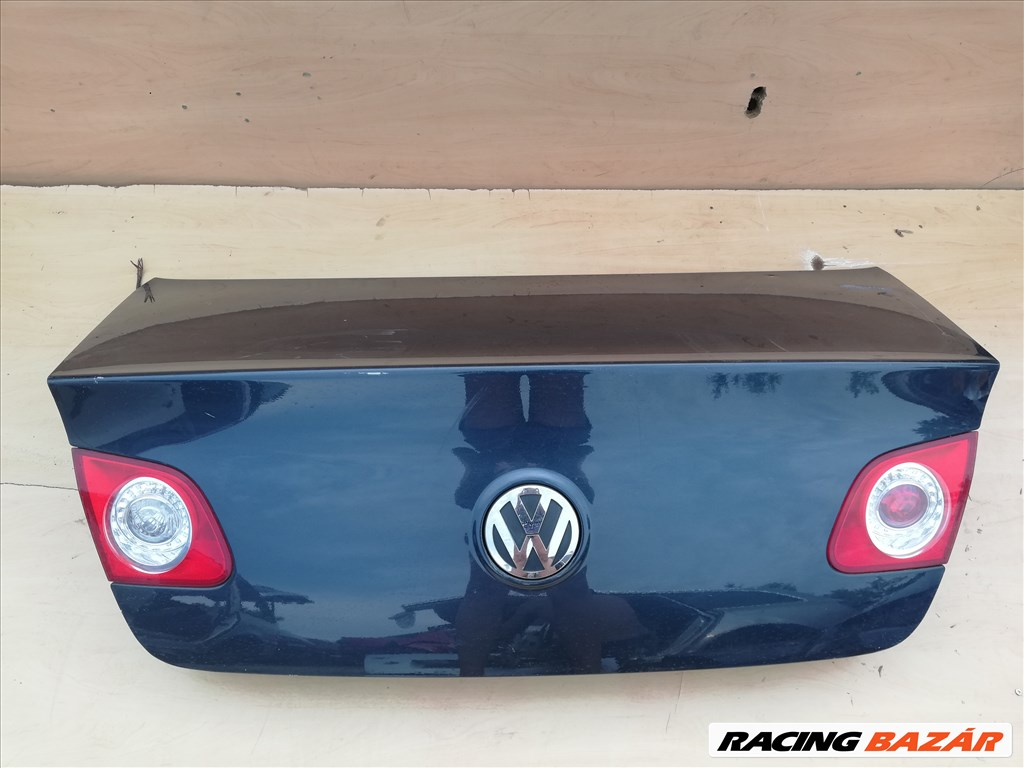 Volkswagen Passat B6 3C2, Sedan csomagtérajtó, komplett 1. kép
