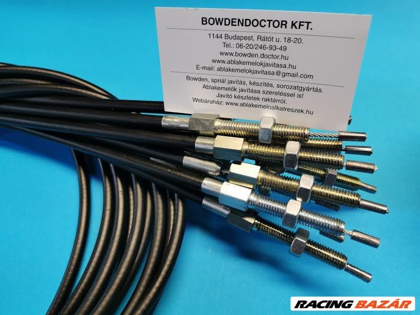 Motorkerékpárokhoz meghajtó spirálok,bowdenek javítása,készítése,garancia!www.bowdendoctorkft.hu 5. kép