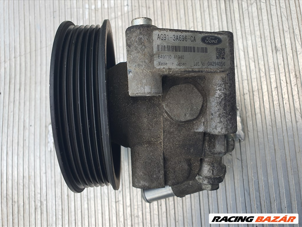 Ford mondeo gyári szervószivattyú szervópumpa szervó pumpa szivattyú  2. kép