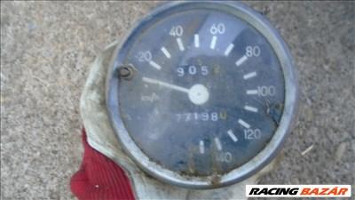 Barkas B 1000 Pick up, Óracsoport (sebességmérő)