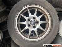 Volvo gyári 6,5X15-ös 5X108-as ET43-as könnyűfém felni garnítúra eladó