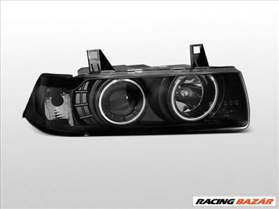 BMW E36 Coupé/cabrio Angel Eyes Első Lámpa