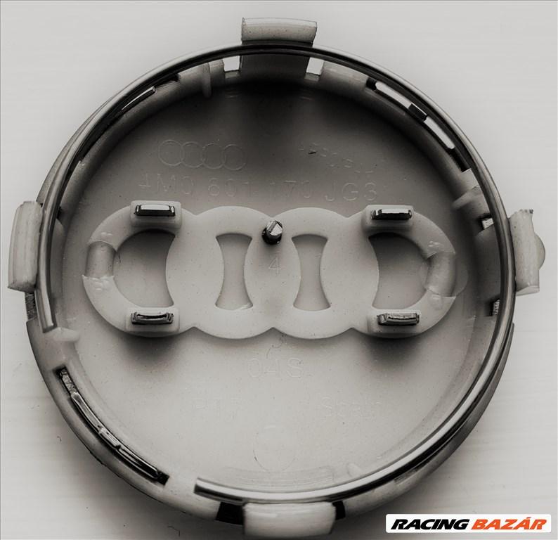 Audi alufelni közép kupak 61mm 2. kép