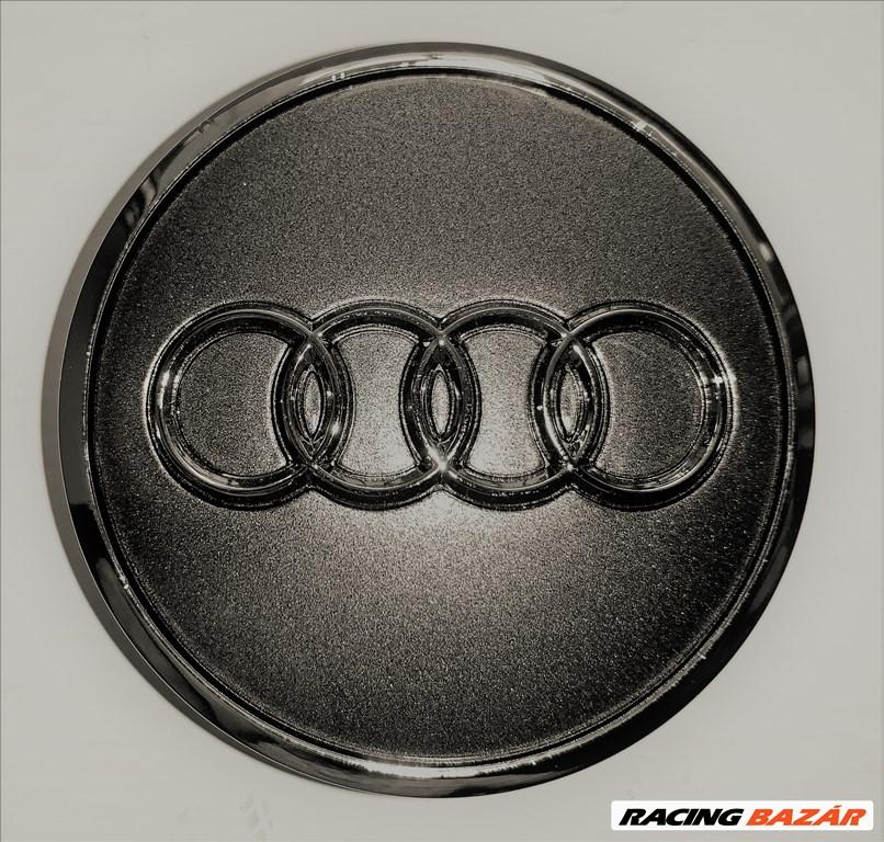 Audi alufelni közép kupak 61mm 3. kép