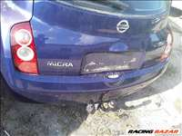 Nissan Micra K12 Csomagtér Ajtó Lökhárító Lámpa