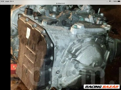 Nissan XTrail (T31) Nissan Qashqai Renault Koleos 2.0 dci M9R automata váltó 4wd