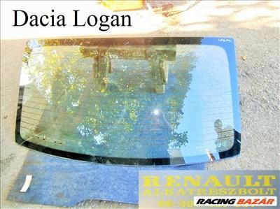 Dacia Logan hátsó szélvédő