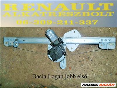 Dacia Logan jobb első ablakemelő