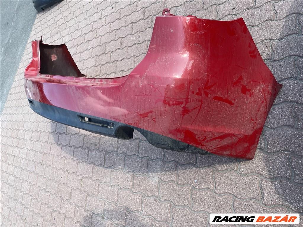 Mazda 6 GH kombi 07-13 hátsó lökhárító  3. kép
