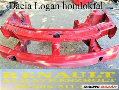 Dacia Logan homlokfal