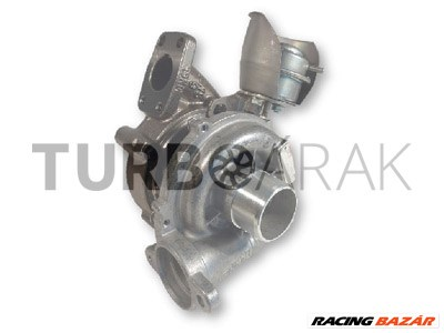 Citroen/Ford/Peugeot 1.6 HDi 109LE Garrett felújított turbó 2 év garanciával - AKCIÓ! –10.000 Ft