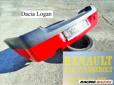 Dacia Logan hátsó lökhárító