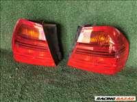 BMW 3-as sorozat E90, E91, E92, E93 Bmw E90 hátsó lámpa ránc varrás előtti