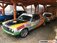BMW 325i Challenge versenyautók